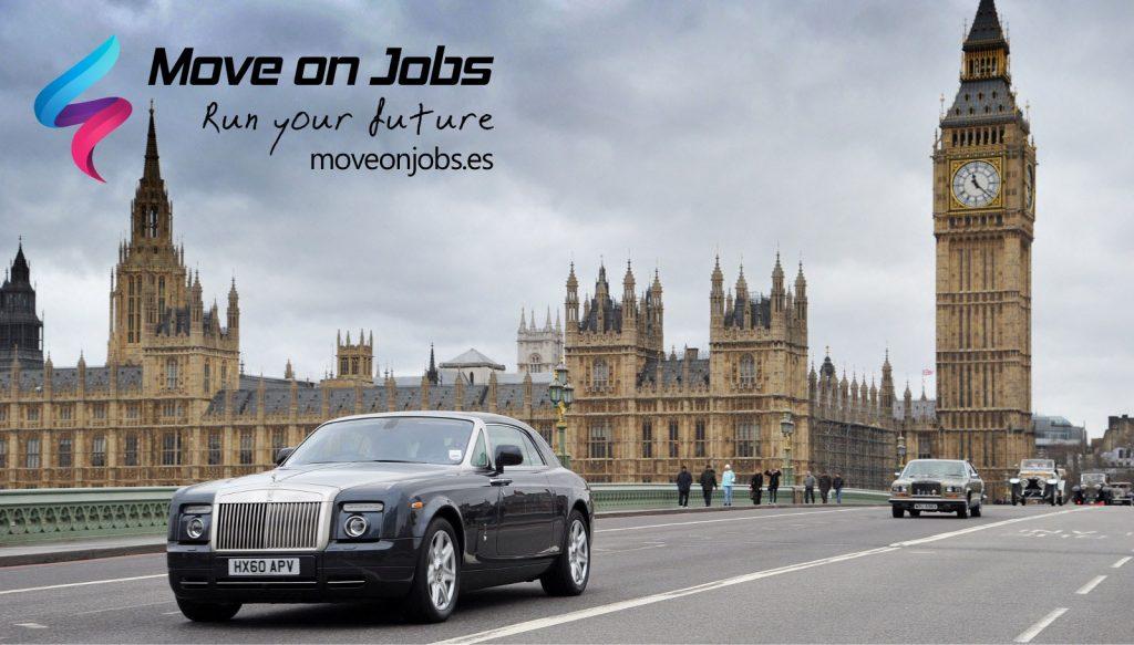 Conducir en Inglaterra